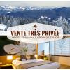 VENTE TRÈS PRIVÉE | SPA offert pour les réservations de l'hiver en Haute-Savoie