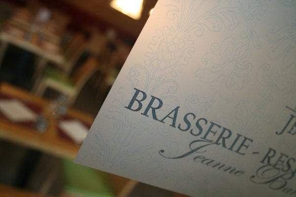 FOCUS SUR … LA BRASSERIE JEANNE BARRET RESTAURANT AU CŒUR DE l'HOTEL HAUTE SAVOIE