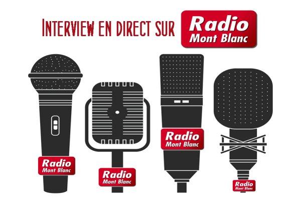 L'hôtel & restaurant La Croix de Savoie aux Carroz explique son engagement sur Radio Mont-Blanc