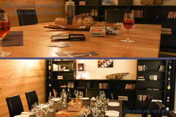 Nouvel espace pour de nouvelles expériences | Salon privatisable, Salon de jeux & de convivialité