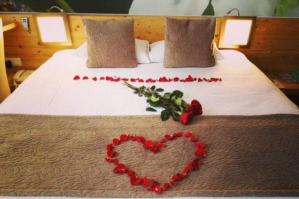 Saint-Valentin | Un instant pour dire Je t'Aime aux Carroz en Haute-Savoie