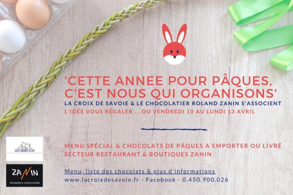 PAQUES | Nos idées pour profiter de Pâques en Haute-Savoie