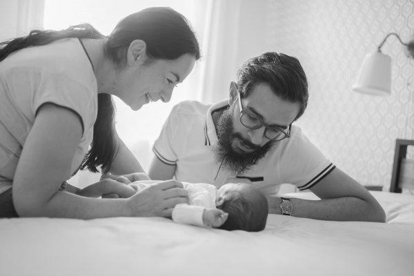 La famille s'agrandit | Quatre générations dans la Maison