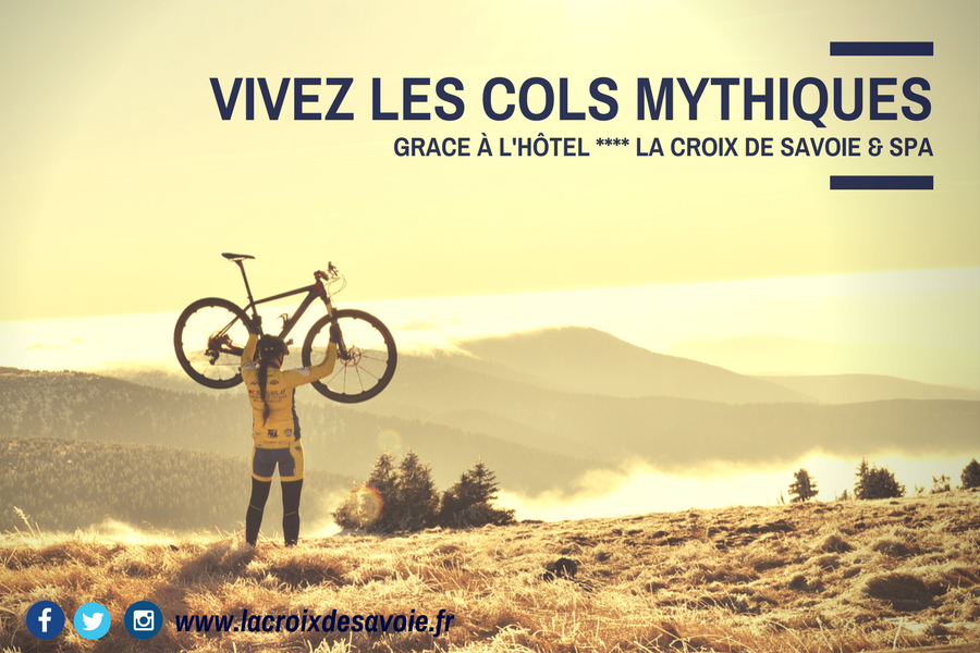 Vivez les cols mythiques | Cyclisme dans les Alpes