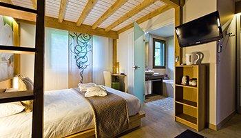 Hôtel**** Logis en Haute-Savoie