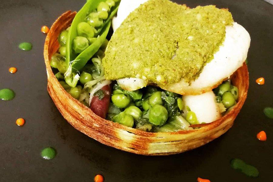 Nouvelle carte | Le printemps au restaurant gastronomique