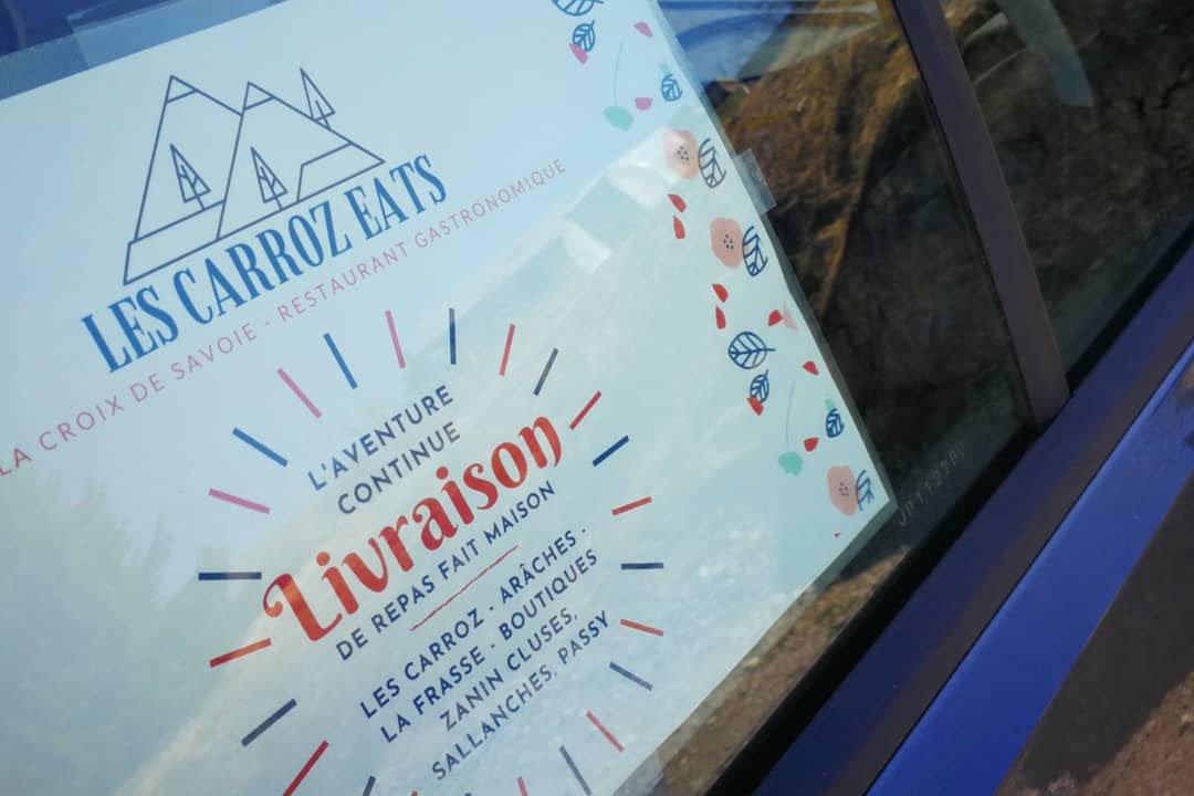 VIVE LA SAISON | Nouveau menu de printemps à emporter ou livrés